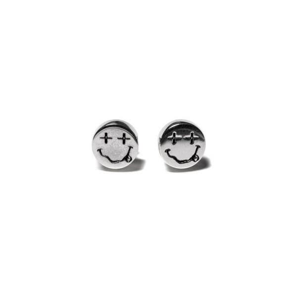 Maple Nevermind Silver Earrings
