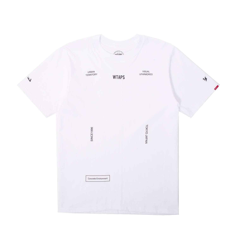 Wtaps Form T-Shirt | FIRMAMENT - Berlin Renaissance