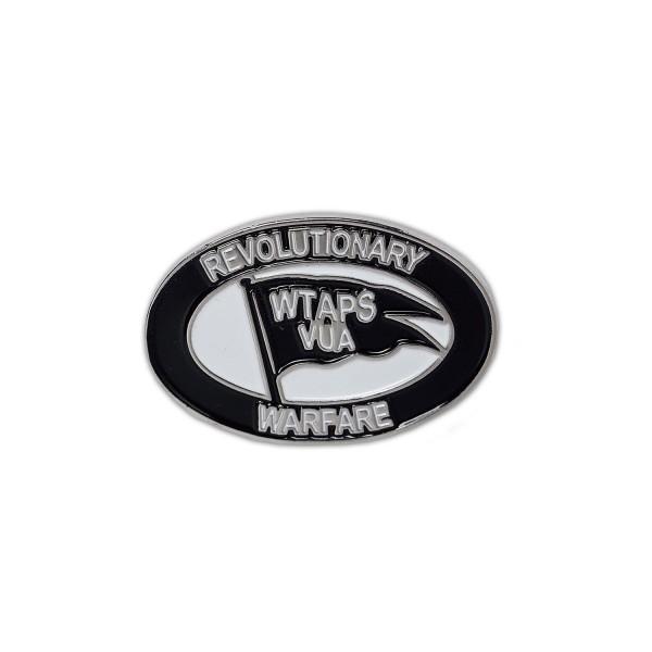 Wtaps Badge 02 Steel Pin