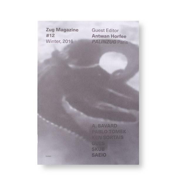 Innen Zines Zug Magazine #12
