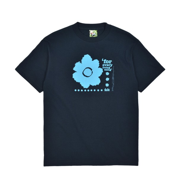 Felt Flower Power T-Shirt
