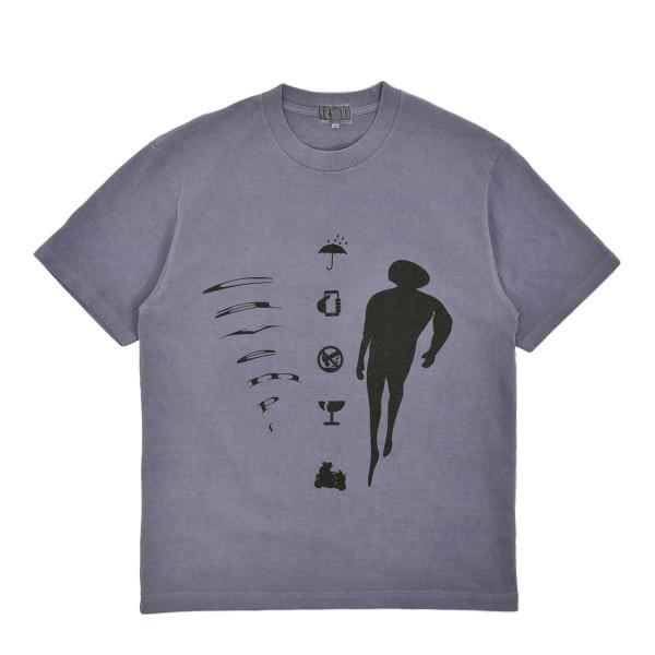 Cav Empt Inverted Overdye T-Shirt