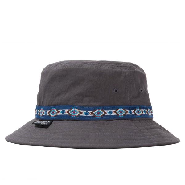 Stussy Woven Tape Bucket Hat