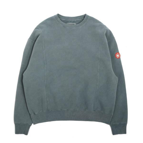 Cav Empt Overdye Cut Line Crew Neck Sweatshirt
