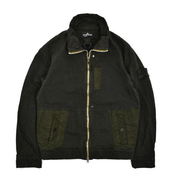 Stone Island Shadow Project Heavy Compact Cotton Jacket