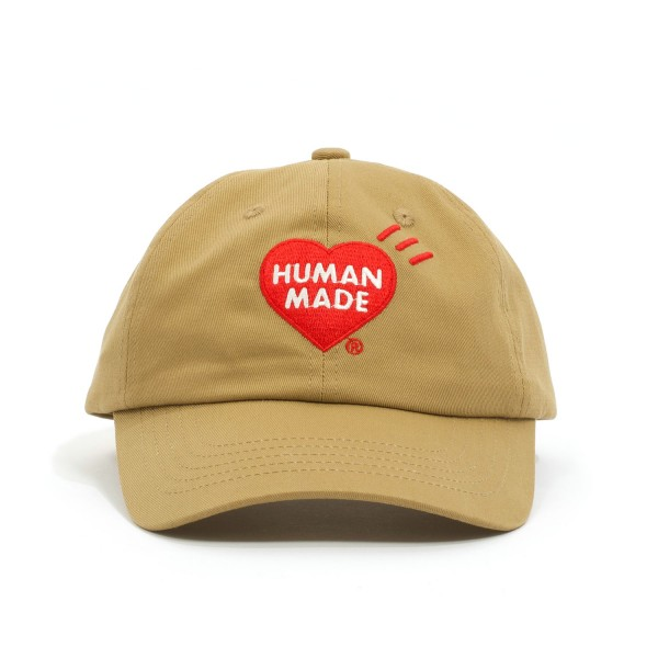 Human Made 6 Panel Twill Cap