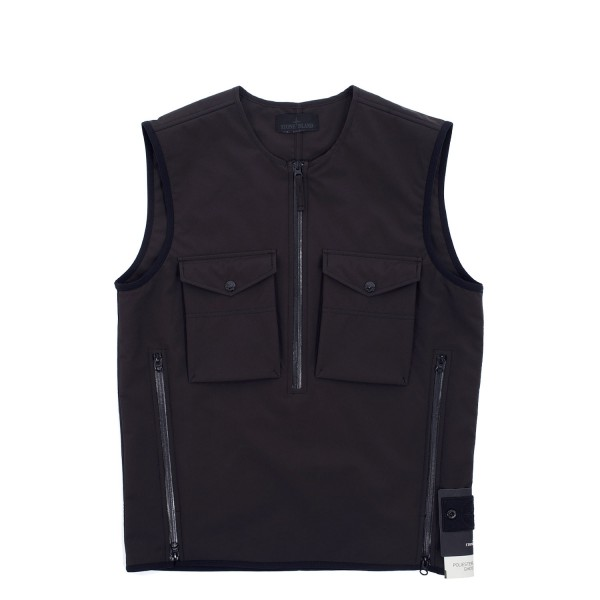 Stone Island Ghost Piece Poliestere 5L Stretch Vest