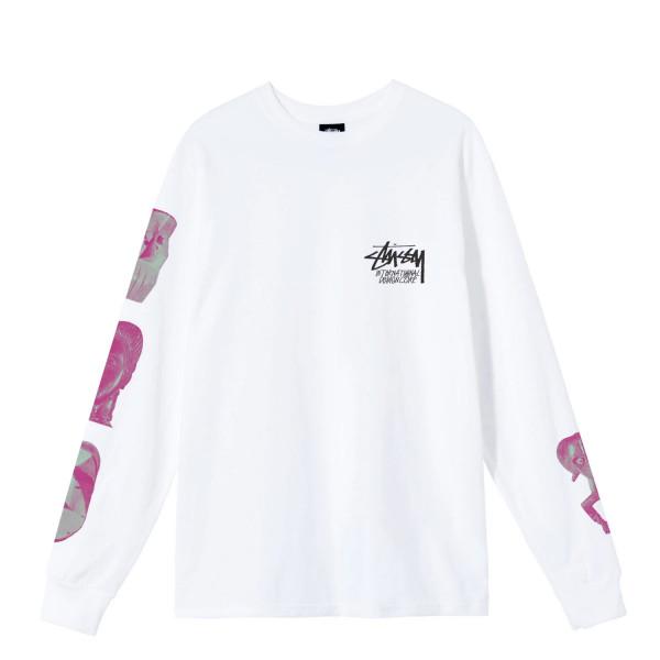 Stussy Masked Longsleeve T-Shirt