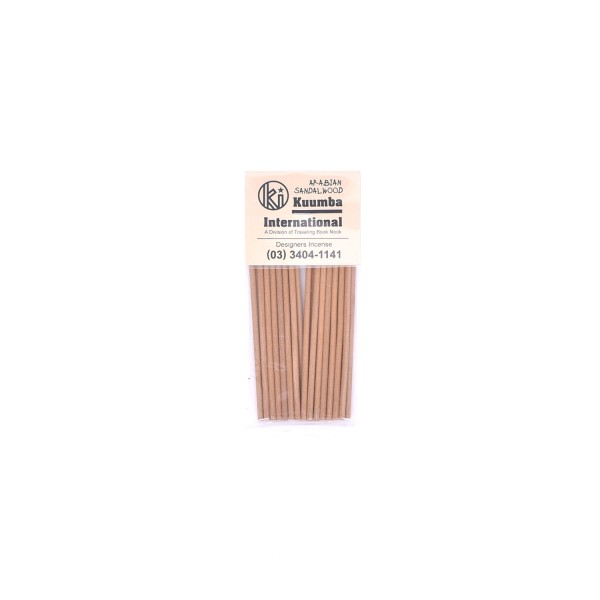 Kuumba Incense Sticks Mini Arabian Sandalwood