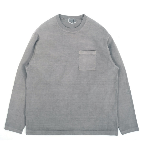 Cav Empt Overdye Heavy Longsleeve Pocket T-Shirt