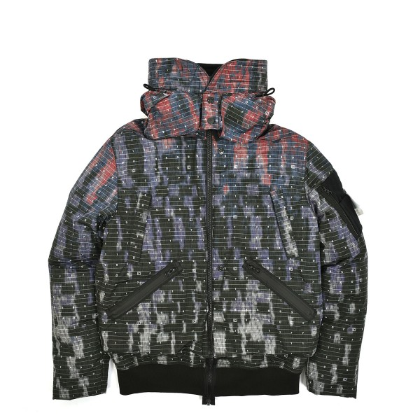 Stone Island Shadow Project Convertible Down Jacket