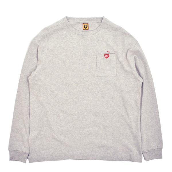 Human Made Pocket Longsleeve T-Shirt