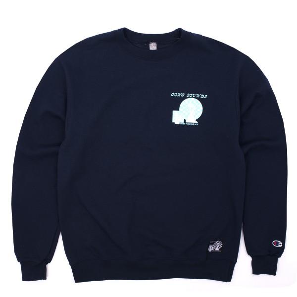 Prmtvo Gong Sounds Crewneck Sweatshirt