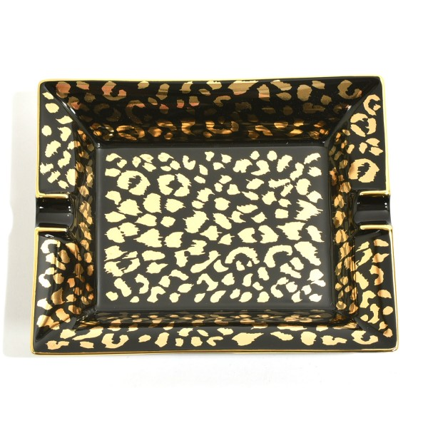 Wacko Maria Leopard Ashtray Type-2