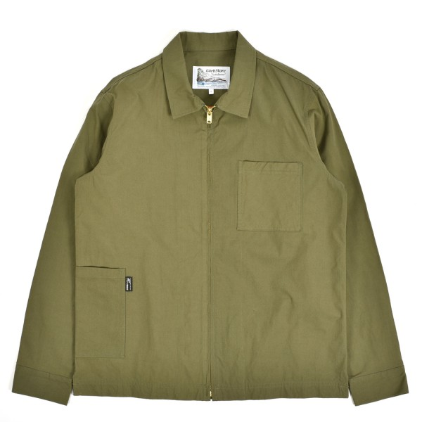 Garbstore Embroidered Lazy Shirt