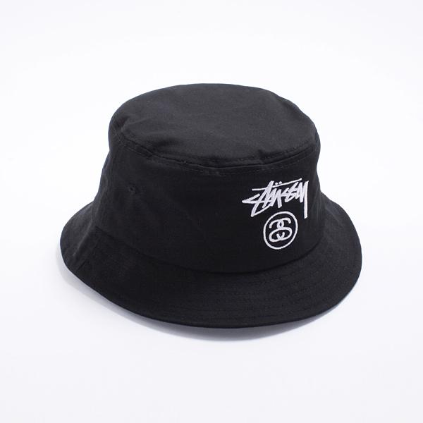 Stussy Stock Lock Bucket Hat  ef49758e9b5