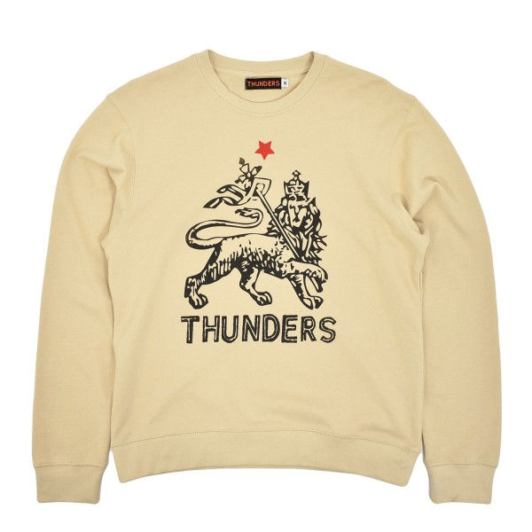 Thunders Jah Thunders Crewneck Sweatshirt