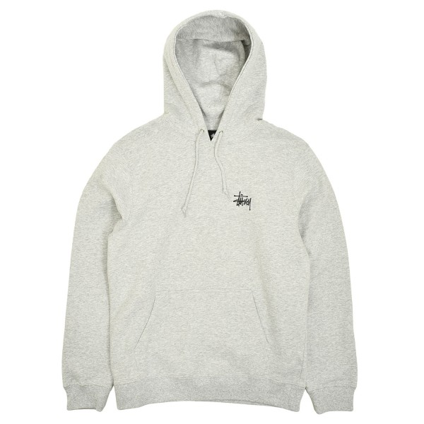 Stussy Basic Hooded Sweatshirt