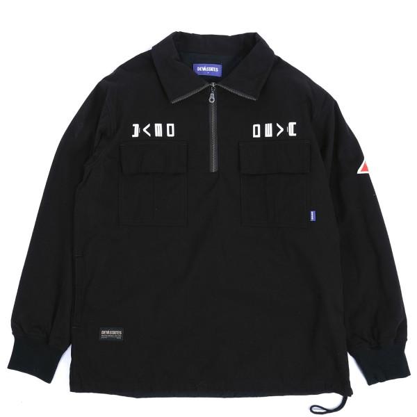 Deva States Half-Zip Anorak Jacket