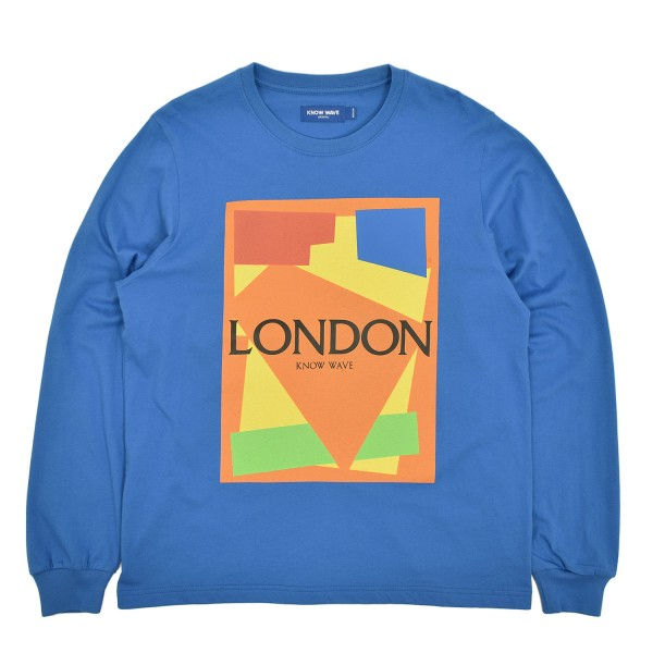 Know Wave Cut Outs London Longsleeve T-Shirt