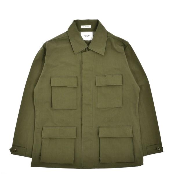 Wtaps WMILL-01 Longsleeve Shirt