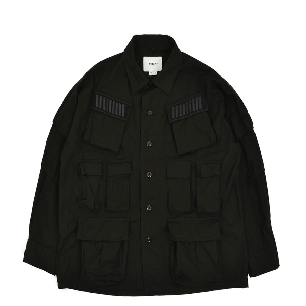 Wtaps Modular Longsleeve 01 Shirt