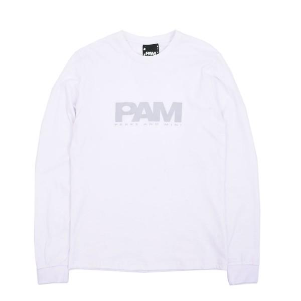 P.A.M. New P.A.M. Logo Longsleeve T-Shirt