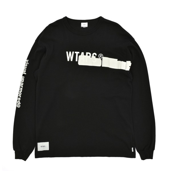 Wtaps Side Effect Design 01 Longsleeve T-Shirt