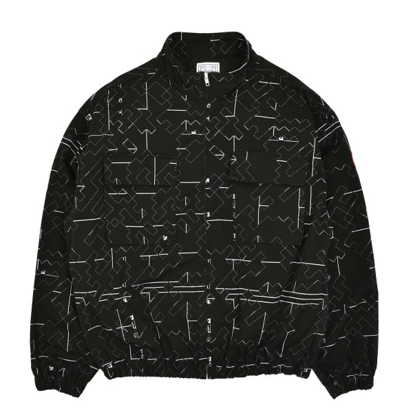 Cav Empt Noise 7 Zip Jacket
