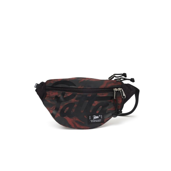 Patta Tiger Stripe LBN Waistbag