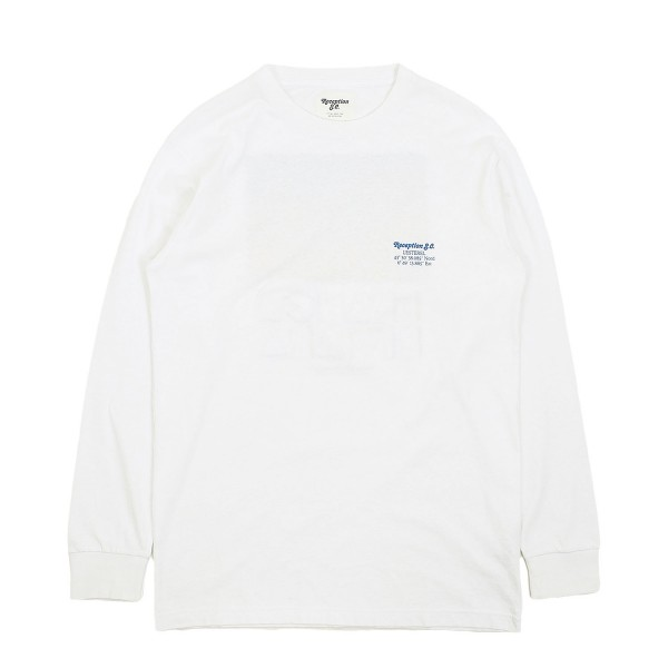 Reception Esterel Longsleeve T-Shirt
