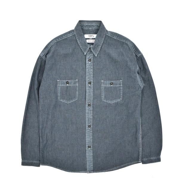 FDMTL Bandana Denim 1YR Shirt