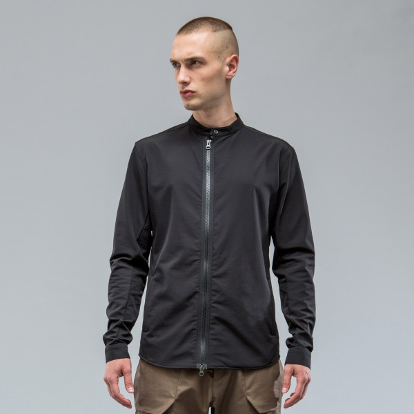 Acronym LA6-DS HD Jersey Longsleeve Zip Shirt