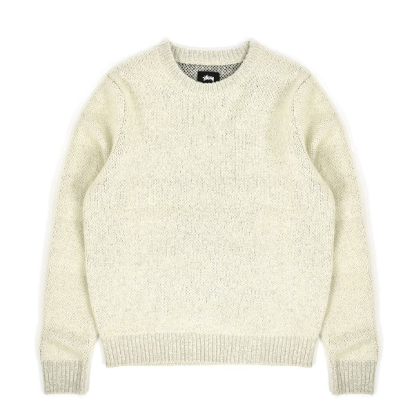 Stussy 8 Ball Heavy Brushed Mohair Sweater
